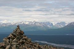 Alaska utomhus arkivbilder