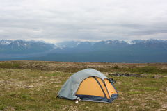 Alaska utomhus royaltyfri bild