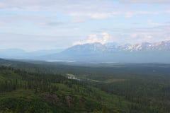 Alaska utomhus arkivfoto