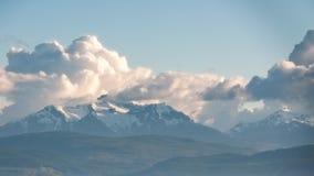 Alaska w wiośnie Zdjęcia Royalty Free