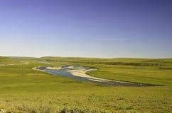 Alaska waterways Stock Images