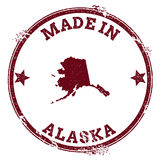 Alaska wektorowa foka Obraz Stock