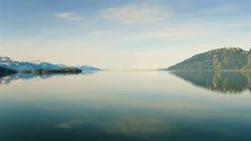 Alaska wybrzeża lodowiec zbiory