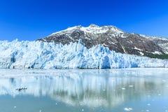 alaska zatoki lodowiec Obrazy Royalty Free