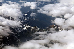 alaskabo berg Royaltyfri Bild