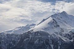 alaskabo berg Arkivfoton