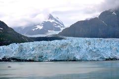 Alaskabo glaciärer Royaltyfria Bilder