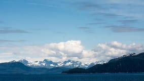 Alaskabon landskap Fotografering för Bildbyråer
