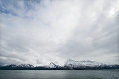 Alaskan coastline Stock Photography