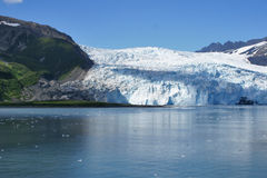 Alaskan Glacier Royalty Free Stock Photos