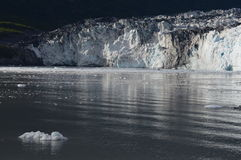 An Alaskan Glacier Stock Images