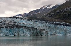 An Alaskan Glacier Stock Photos