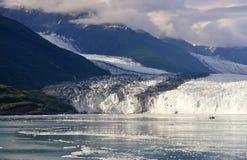 Alaskan Glacier Stock Images
