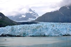 Alaskan Glaciers Royalty Free Stock Images