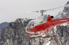 Alaskan Helicopter Series Royalty Free Stock Image