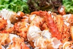 Alaskan king crab Royalty Free Stock Image