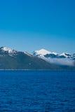 alaskan krajobraz Zdjęcie Royalty Free