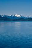 alaskan krajobraz Fotografia Royalty Free