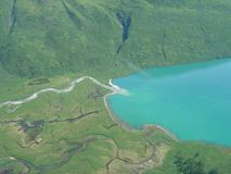 Alaskan Lake Stock Photography
