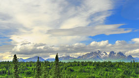 Alaskan landscape Stock Photos