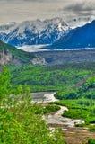 Alaskan landscape Royalty Free Stock Image
