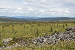 Alaskan Landscape Stock Photo