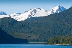 Alaskan Mountain Range Royalty Free Stock Image
