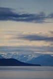 Alaskan Mountain Range Royalty Free Stock Photo