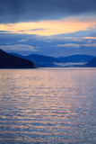 View from Alaskan Cruise Royalty Free Stock Images