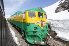 Alaskan Railway Stock Photography
