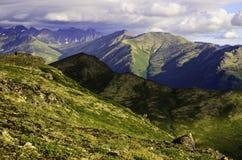 Alaskan rugoso Imágenes de archivo libres de regalías