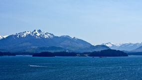 Alaskan Seascape Royalty Free Stock Photos