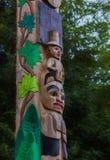 Alaskan Totem Royalty Free Stock Image
