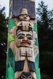 Alaskan Totem Royalty Free Stock Photography