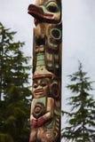 Alaskan Totem Stock Images