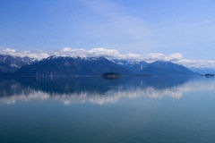 Alaskan wilderness Royalty Free Stock Images