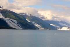 Alaski krajobraz zdjęcia royalty free