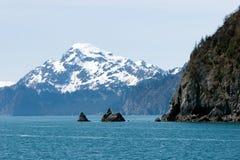 alaski krajobrazu Zdjęcia Royalty Free