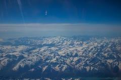 Alaskische Berge lizenzfreies stockbild