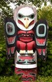 Alaskische Inuitkunst lizenzfreies stockfoto