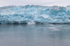Alaskische Landschaft von Gletscher 4 Lizenzfreie Stockfotos