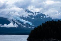 Alaskische Wildnis stockfoto