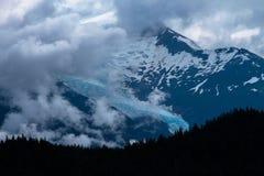 Alaskische Wildnis stockbild