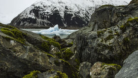 Alaskischer Eisberg Stockfotos