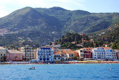 Alassio Royalty Free Stock Photography