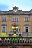Alassio, Riviera di Ponente, Italy Stock Images