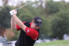 Alastair Forsyth, Vivendi golf cup, sept 2010 Stock Image
