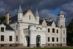 Alatskivi-Schloss, Estland Stockbild