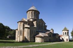 Alaverdi defensive monastery in Georgia Stock Photo