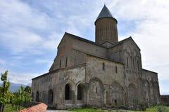 Alaverdi-Kloster, Kakheti, Georgia Stockfoto
